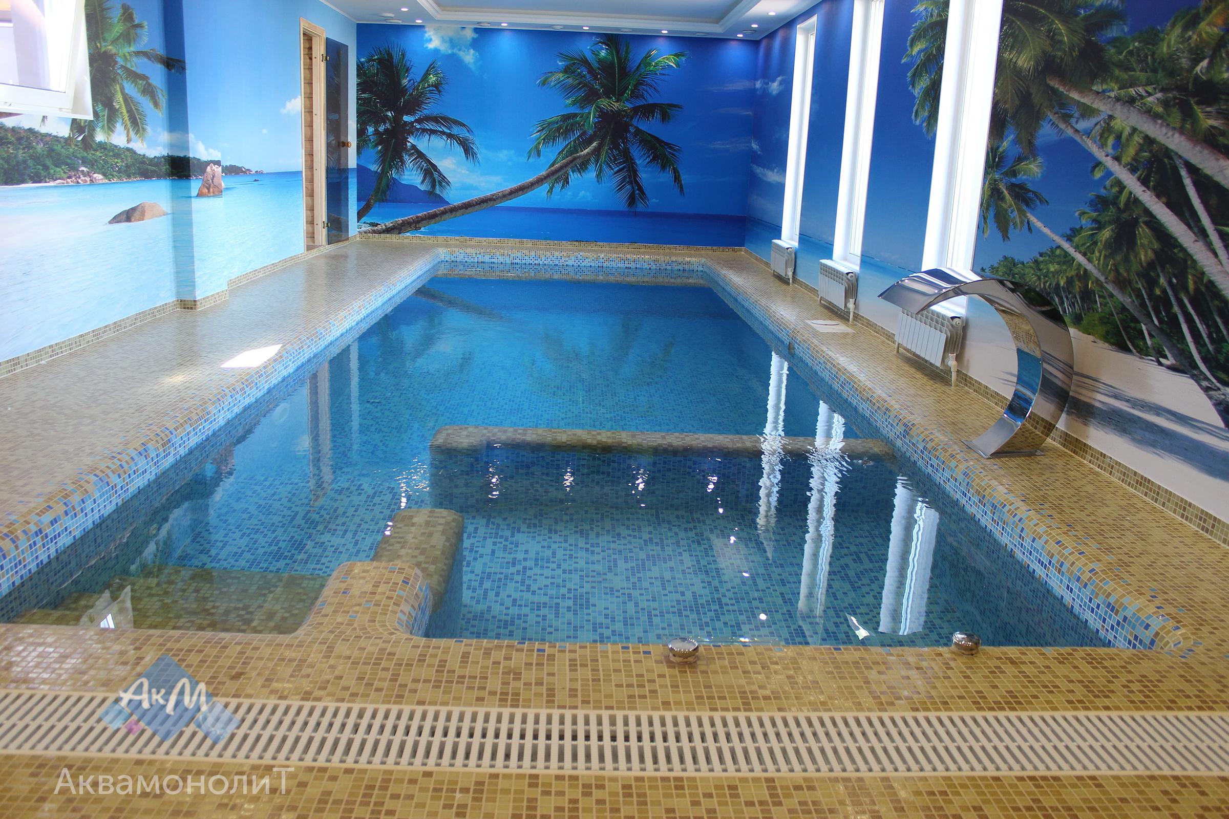 Теплообменник бассейн уфа